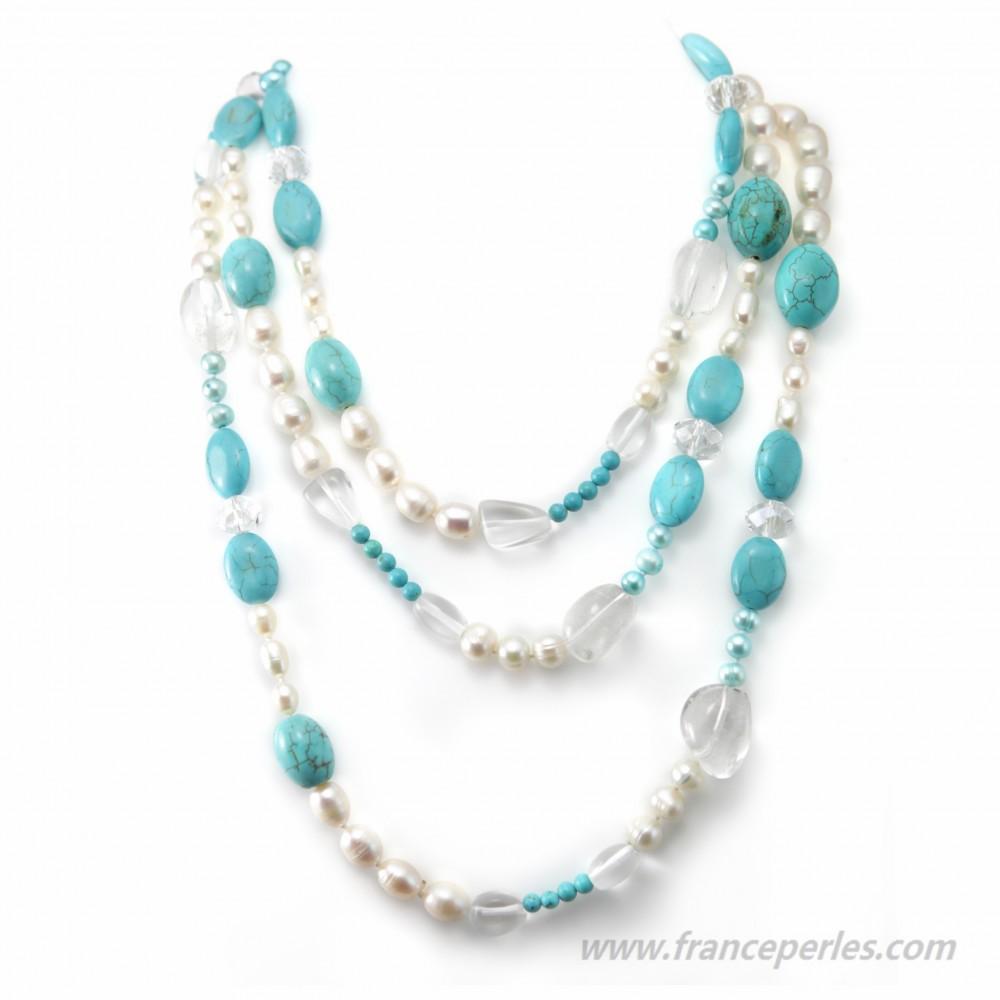 Bijou Perle Deau Douce : Bijoux perles d eau douce pas cher