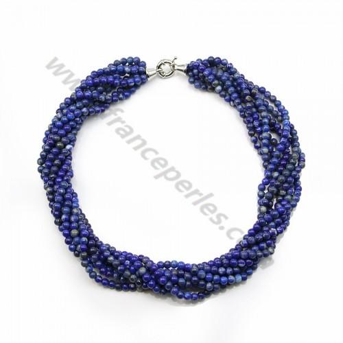Collier Tosade Lapis lazuli 8 Rangs